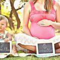 Важные моменты беременности