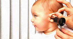 Поход с малышом к специалистам