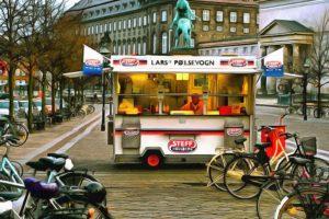 датский хот-дог