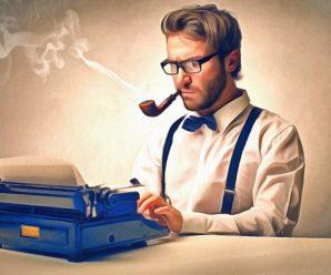 Как стать писателем?