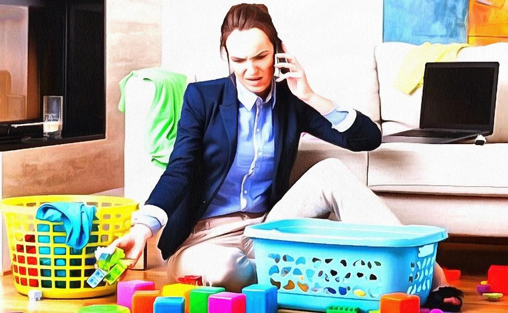 8 способов баланса между работой и семьей