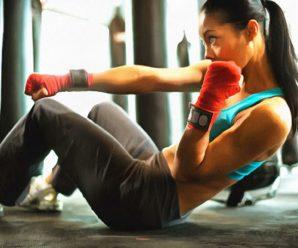 Как похудеть с помощью табаты
