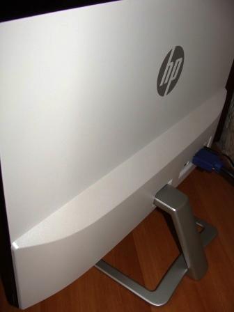 Монитор HP 22er обзор сзади