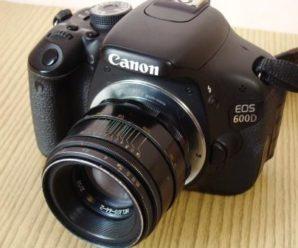Как снимать видео зеркальной камерой?!