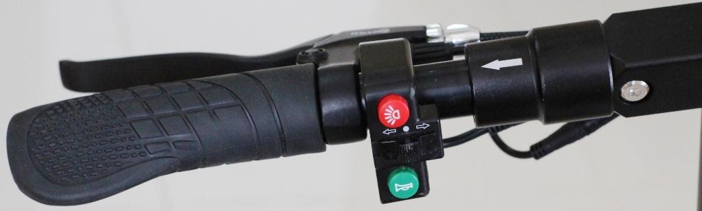 электрический самокат Kuaike K2 обзор