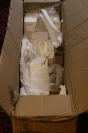 электросамокат Kugoo M3 Lux - коробка