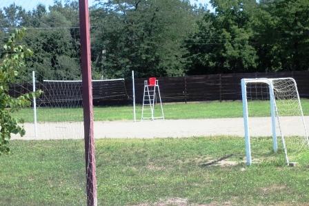 Жемчужина Предгорья футбольное поле