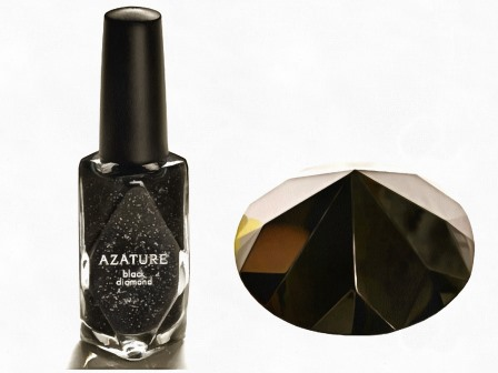 Польский Azature Black Diamond для ногтей_DAP_Glamour