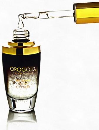 ORO GOLD 24K Nano Night Recovery