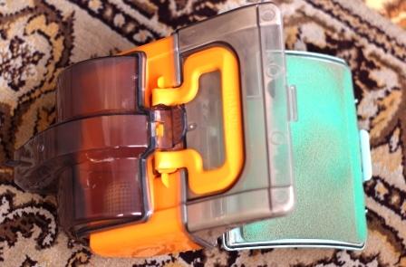 LG VK89304H Kompressor ОБЗОР фильры