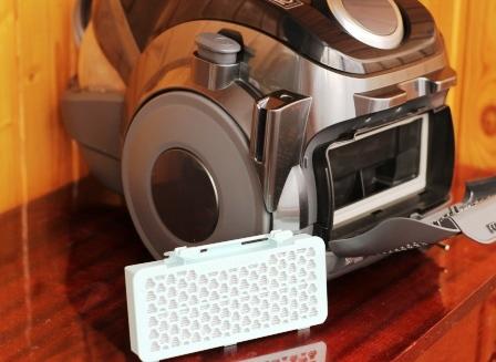 LG VK89304H Kompressor ОБЗОР HEPA фильтр