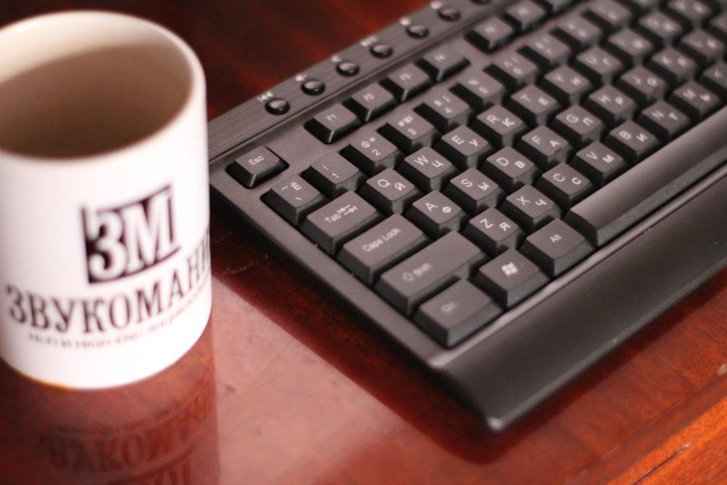 Клавиатура DEXP KM-5002BU