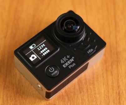камера купить Eken H5s Plus