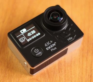 Eken H5s Plus камера