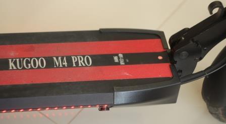 Kugoo M4 pro отзыв