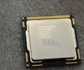 Xeon X3470 процессор — обновляем комп на 1156