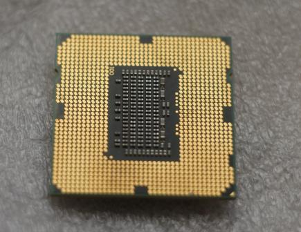 Xeon X3470 сзади