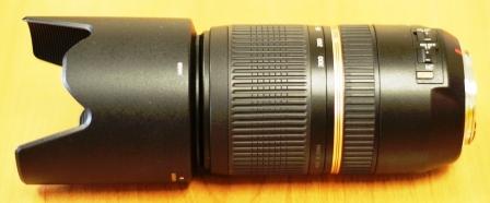 Tamron SP 70_300MM F4_5.6 Di VC USD