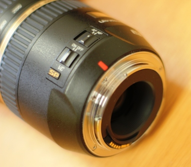 Tamron SP70300MM F 4-5.6 Di VC USD
