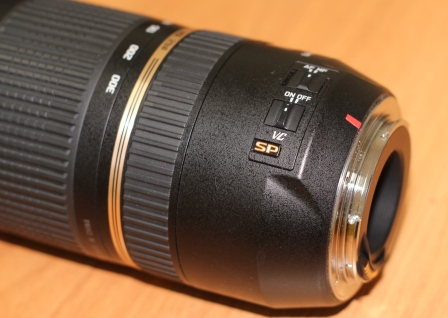 Tamron_SP_70_300MM F 4-5.6 Di VC USD