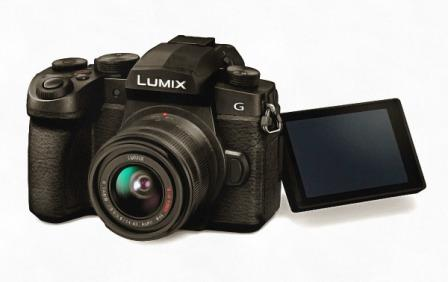 Panasonic Lumix DMC-G95