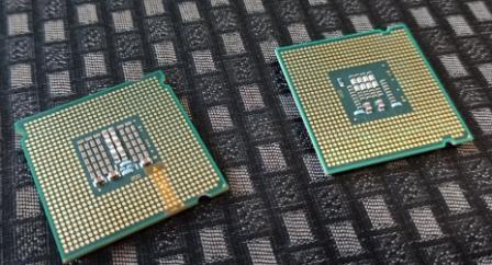 процессор Ксеон