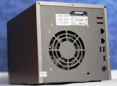 QNAP TS-412 купить