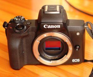Canon EOS M50 ОБЗОР