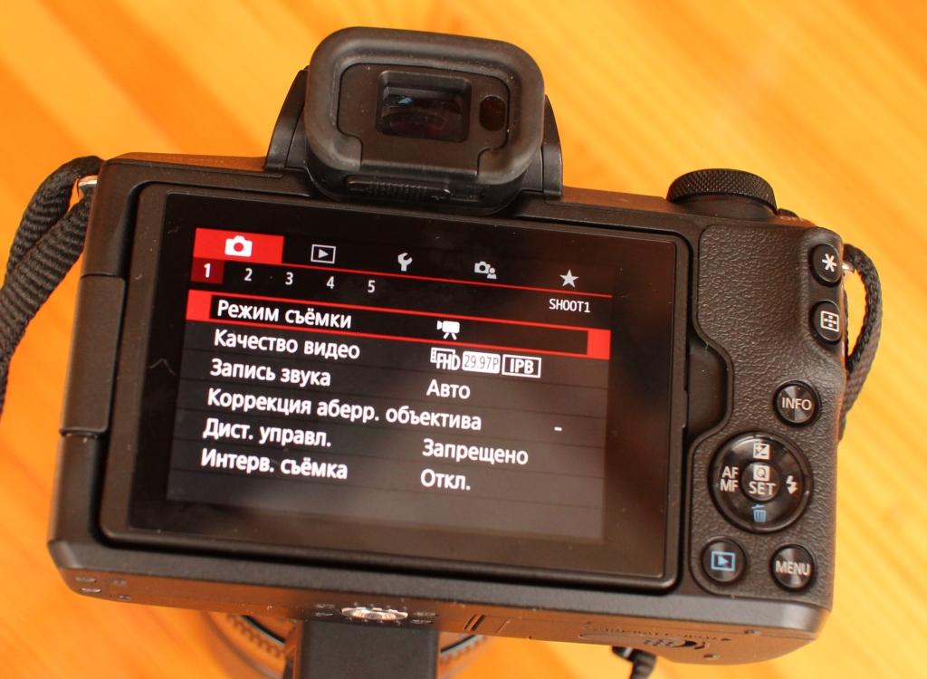 Canon EOS M50 отзыв