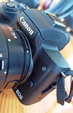 Canon EOS M50 цена