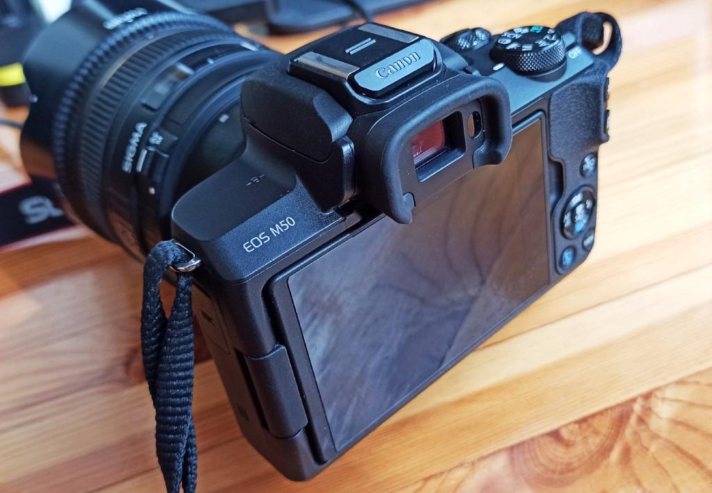 Canon M50 купить