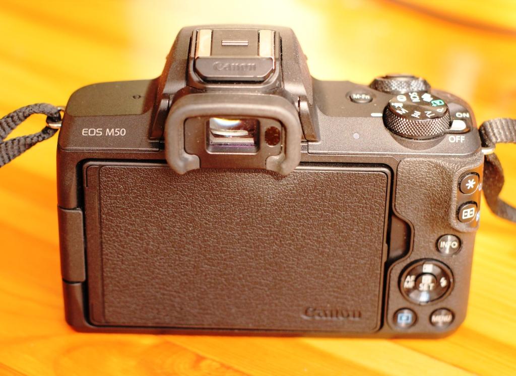 Canon M50 обзор