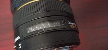 купить Sigma 30mm f1.4 ОБЗОР