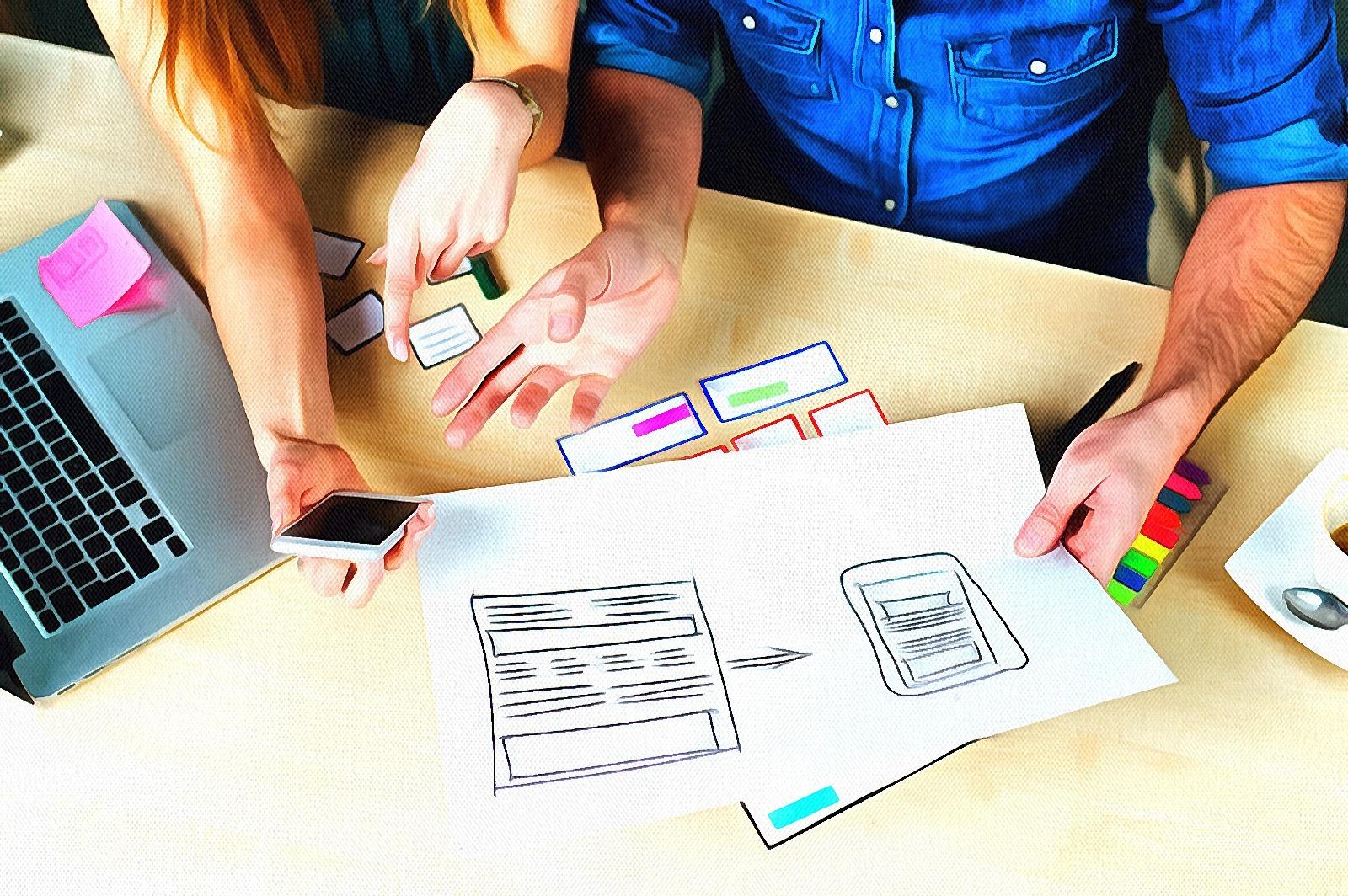 Про язык, где брать картинки дизайнеру
