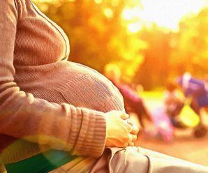 Коротко о моей беременности