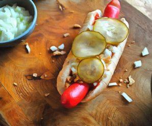 Как приготовить датский хот-дог?