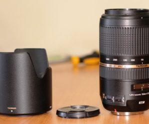 Объектив Tamron SP 70-300mm f/4-5.6 Di VC USD ОБЗОР