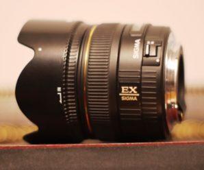 Sigma 30mm f 1.4 EX DC HSM ОБЗОР